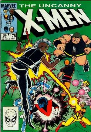Uncanny X-Men (1963-2011)#178B