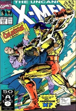 Uncanny X-Men (1963-2011)#279B