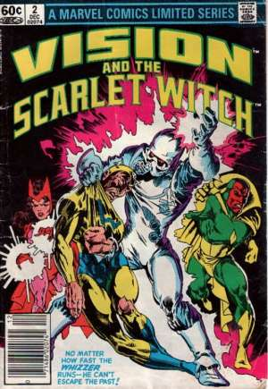 Vision and the Scarlet Witch (1982-1983) #2A