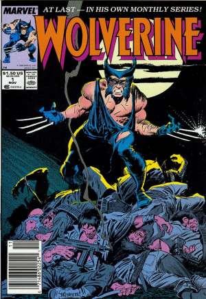 Wolverine (1988-2003)#1A