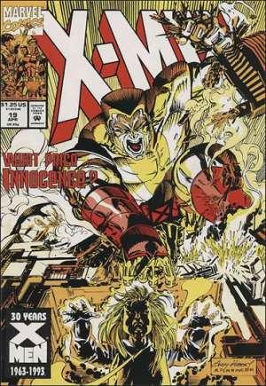 X-Men (1991-2001, 2004-2008)#19B