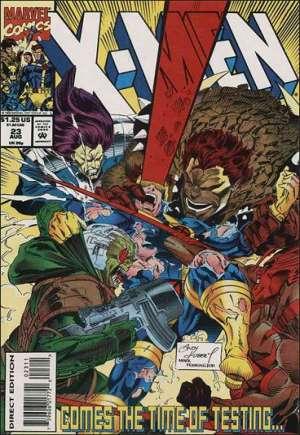 X-Men (1991-2001, 2004-2008)#23B