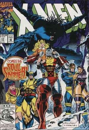 X-Men (1991-2001, 2004-2008)#17B