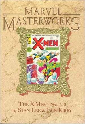 Marvel Masterworks (1987-2002)#HC Vol 3A