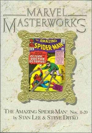 Marvel Masterworks (1987-2002)#HC Vol 5A