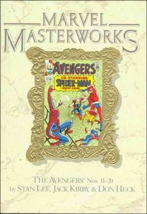 Marvel Masterworks (1987-2002)#HC Vol 9