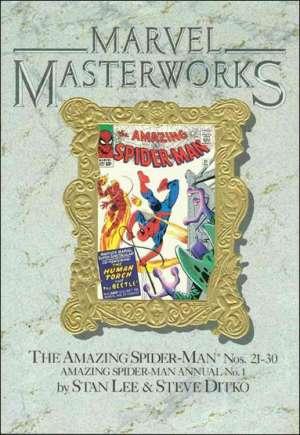 Marvel Masterworks (1987-2002)#HC Vol 10
