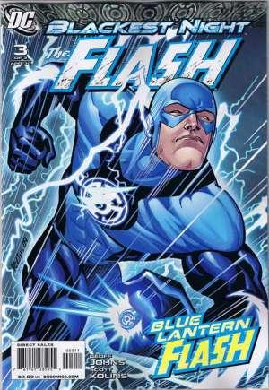 Blackest Night: The Flash#3A