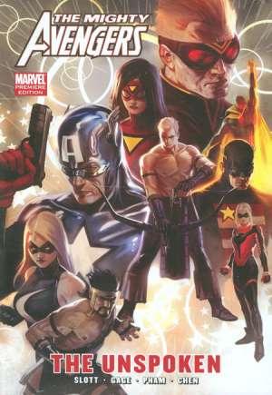 Mighty Avengers (2007-2010)#HC Vol 6