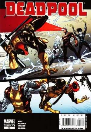 Deadpool (2008-2012)#18B