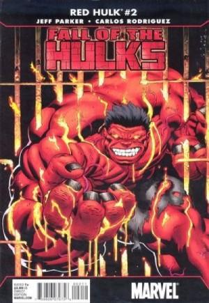 Fall of the Hulks: Red Hulk#2