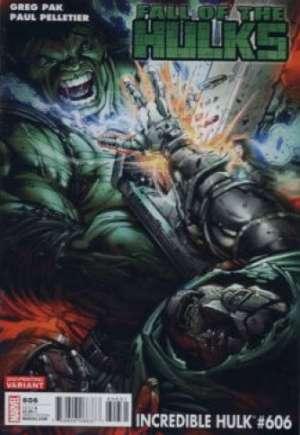 Incredible Hulk (2009-2010)#606C