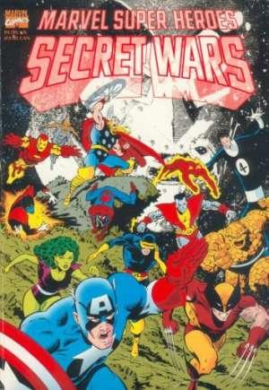 Marvel Super-Heroes Secret Wars (1984-1985)#TPA