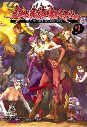Darkstalkers: The Night Warriors (2010)#1A
