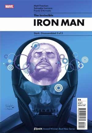 Invincible Iron Man (2008-2012)#24A
