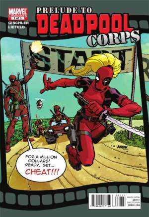 Prelude to Deadpool Corps (2010)#1A