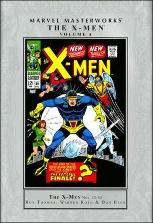 Marvel Masterworks: The X-Men (2003-2010)#HC Vol 4C