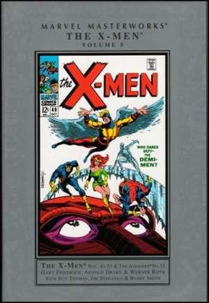 Marvel Masterworks: The X-Men (2003-2010)#HC Vol 5A