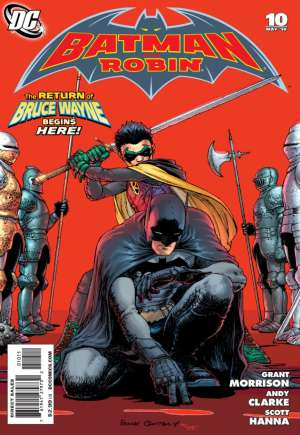 Batman and Robin (2009-2011)#10A
