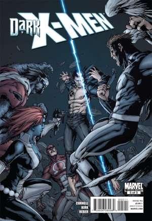 Dark X-Men#5