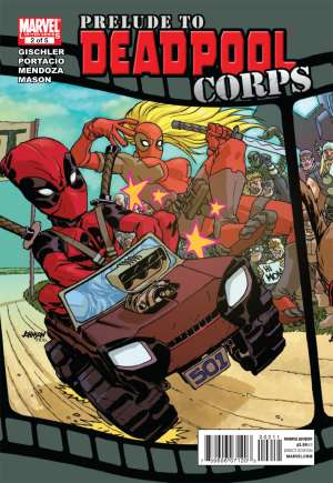 Prelude to Deadpool Corps (2010)#2