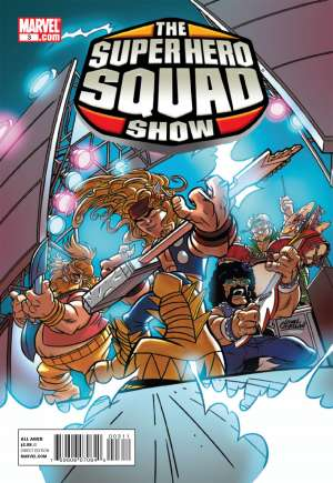 Marvel Super Hero Squad (2010-2011) #3