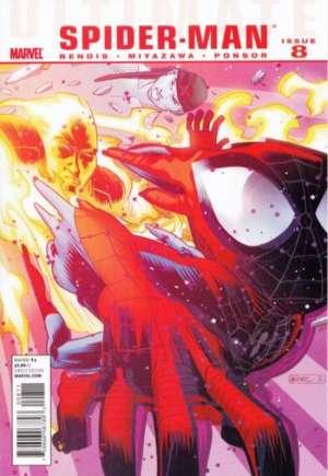Ultimate Comics: Spider-Man (2009-2011)#8