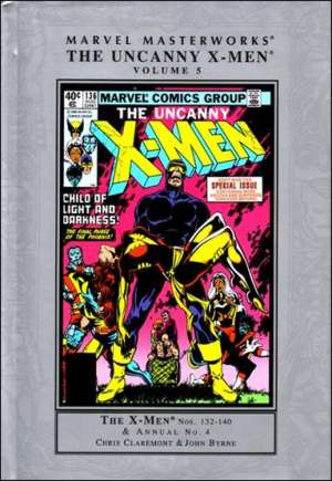 Marvel Masterworks: The Uncanny X-Men (2003-Present) #HC Vol 5A