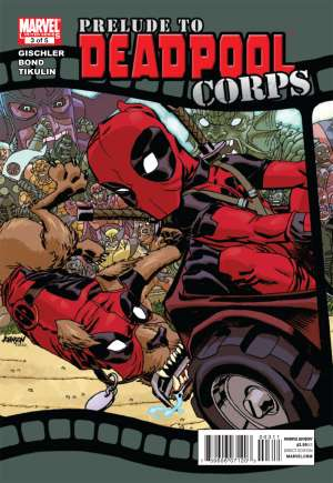 Prelude to Deadpool Corps (2010)#3