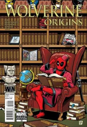 Wolverine: Origins (2006-2010)#45B