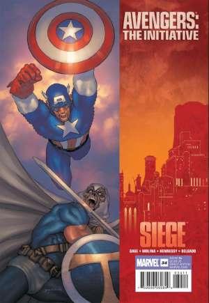 Avengers: The Initiative (2007-2010)#34