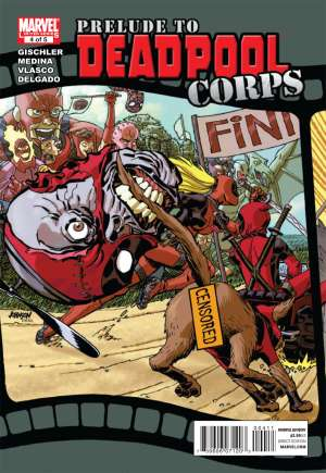 Prelude to Deadpool Corps (2010)#4
