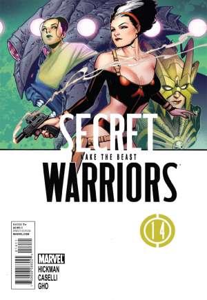 Secret Warriors (2009-2011)#14