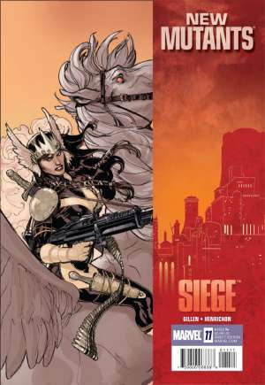 New Mutants (2009-2012)#11