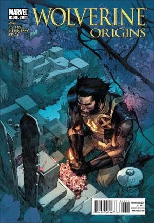Wolverine: Origins (2006-2010)#46