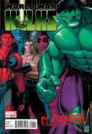 World War Hulks (2010)#1