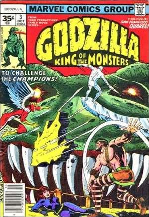 Godzilla (1977-1979)#3B