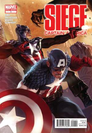 Siege: Captain America (2010) #One-Shot A