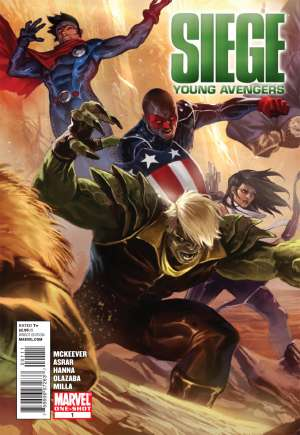Siege: Young Avengers (2010)#One-Shot A