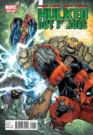 World War Hulks: Hulked-Out Heroes (2010) #1A