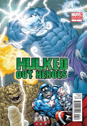 World War Hulks: Hulked-Out Heroes (2010)#1B