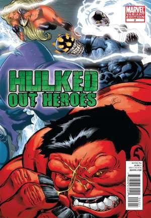 World War Hulks: Hulked-Out Heroes (2010)#2B