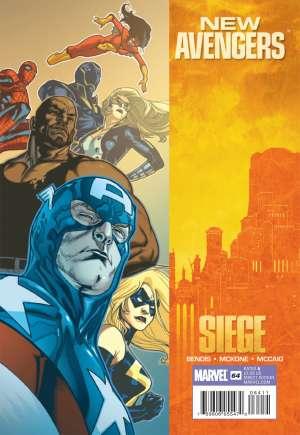 New Avengers (2005-2010)#64