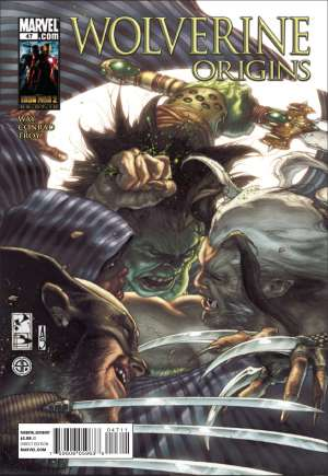 Wolverine: Origins (2006-2010)#47A