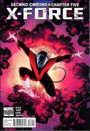 X-Force (2008-2010)#26D