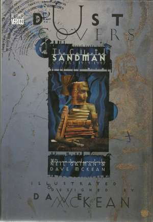 Dust Covers: The Collected Sandman Covers (1997)#HCA