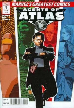 Agents of Atlas (2006-2007)#1B