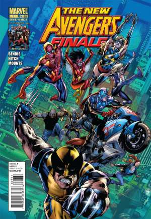 New Avengers Finale (2010) #One-Shot A