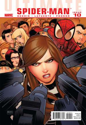 Ultimate Comics: Spider-Man (2009-2011) #10