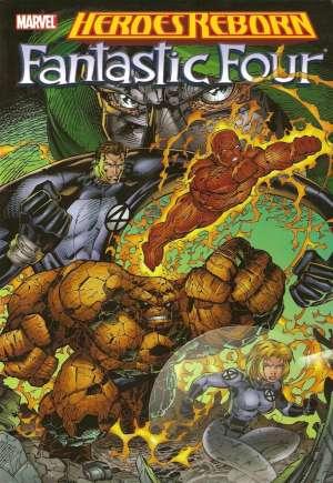 Fantastic Four (1996-1997)#TPA